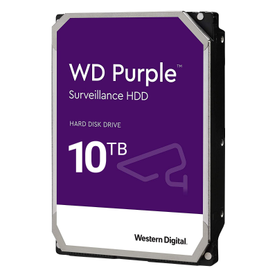 10 TB Hard Drive for Surveillance Systems