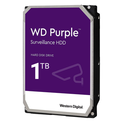 1TB Hard Drive for Surveillance Systems