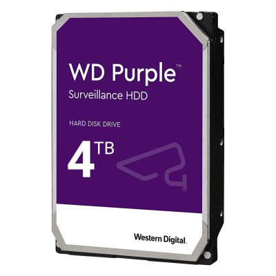 4TB Hard Drive for Surveillance Systems