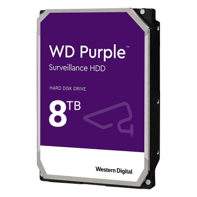 8TB Hard Drive for Surveillance Systems