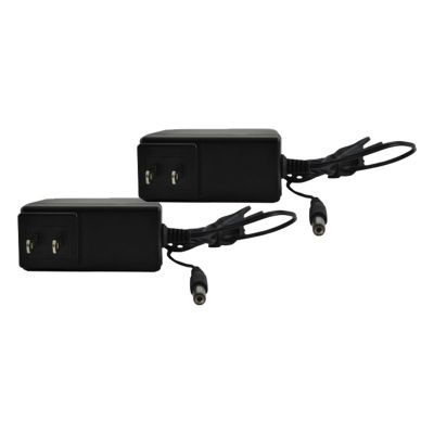 12V Power Adapter(2000 Milliamps) - Pack of 2