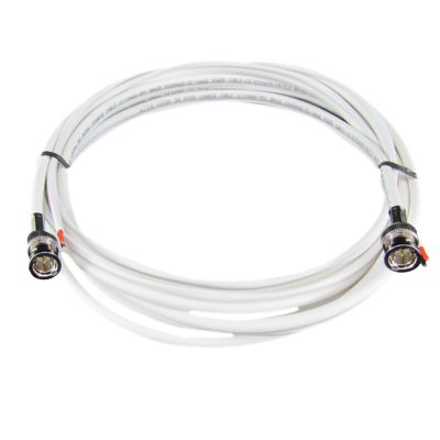 400 ft. RG59 Siamese Cable for use with BNC Type Cameras