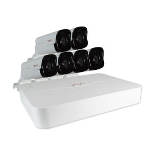 Ultra™ HD Security System with 8 Channel NVR
