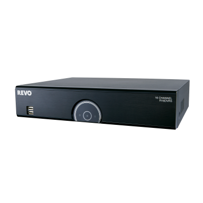 16 Ch. 4TB 960H DVR with 12 RJ12 Ports and 4 BNC Ports
