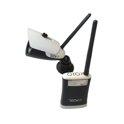 REVO Aero HD 720p Wireless Indoor/Outdoor IR Bullet Camera & Receiver