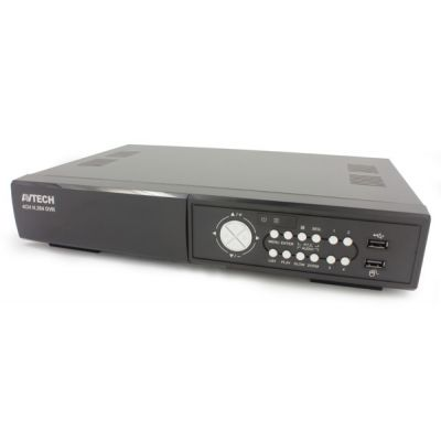 4 Channel Full D1 DVR