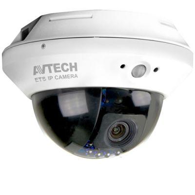 Color 1.3MP 12IR Indoor Dome IP Camera
