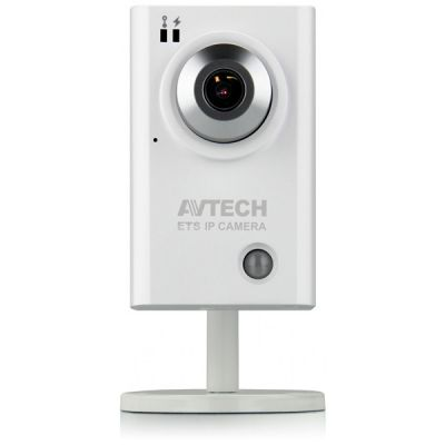 Color .3MP IP Push Video Cube Camera