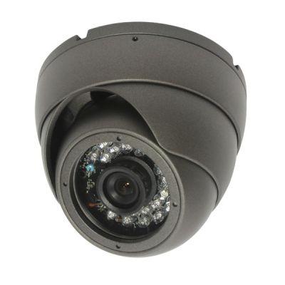 Color 20 M IR Vandal Dome Camera, 3.6 mm 700TVL