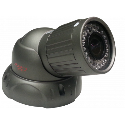 All New!! Cleo 700 TVL Full Size Turret! 130' Night Vision Range!