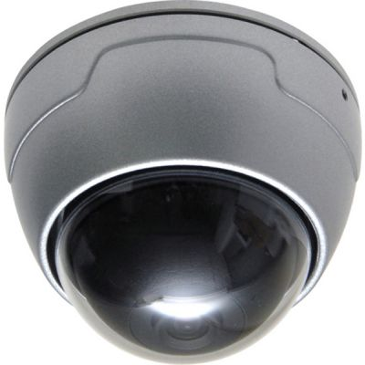 Color Effio-E 10IR WP Flush Vandal Dome Camera 700TVL