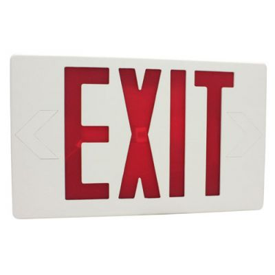 EXIT SIGN FOR CVTEXIT KIT