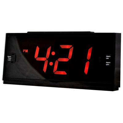 Covert Alarm Clock Camera
