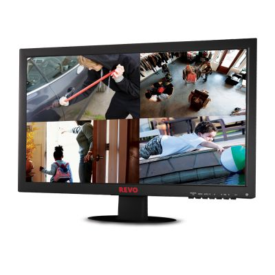 "Revo 21.5"" Wide LCD Security Monitor"
