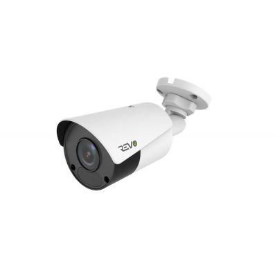REVO ULTRA 4K (8 Megapixel) Indoor/Outdoor Fixed Lens Bullet Camera w/ 100' CAT5e Cable
