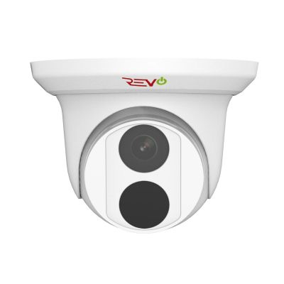 REVO ULTRA 5 Megapixel  Starlight Indoor/Outdoor Turret camera with audio and 2.8 mm  fixed lens